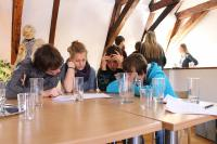 Žáci připracují projekt