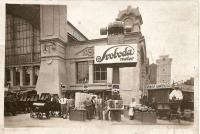 Národohospodářská výstava v Praze r. 1934 - zastoupení firmy Svoboda