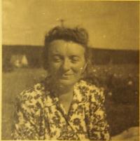 Matka Marie Bartovská