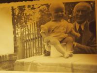 S dědečkem Valešem