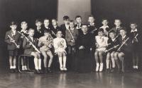 První svaté přijímání, Plzeň, 1946