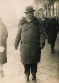 Father Jan Szulc, 1939