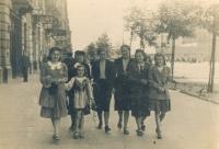 30. 6. 1941 Family of Szulc, already without father
