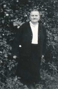 1960 mother Stanislawa Szulc