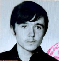 Pavel Čermák v roce 1980