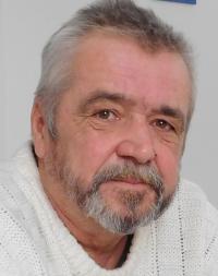 Pavel Čermák v roce 2015