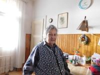 Květoslava Bartoňová v roce 2016