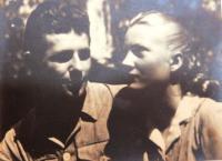 foster parents, 1945