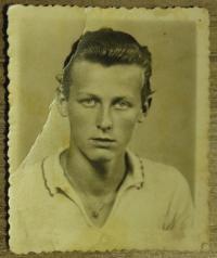 Jaroslav Čihař / 1950