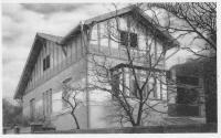 Dům v Praze- Liboci, kde D. Procházková zažila domovní prohlídku v roce 1958