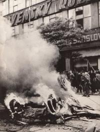 okupace 1968