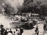1968 okupace