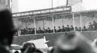 """Manifestation on the occasion of the """"Victorious February"""" anniversary, 1988"""