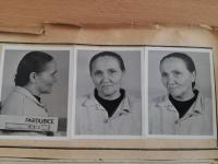 Její maminka Margita Luptáková vězeňský spis