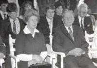 Rodiče Věra a Alois Ruprechtovi