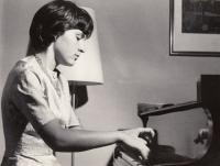 Helena Medková (začátek 70. let?)
