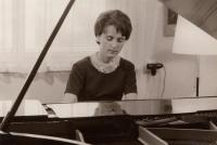 Helena Medková (Praha, začátek 70. let?)