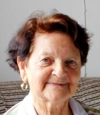 Pompeová wife Helga in 2016