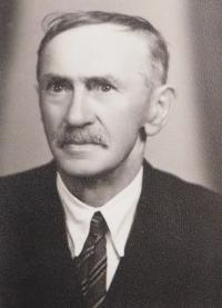 Grandpa Rudolf Schroth