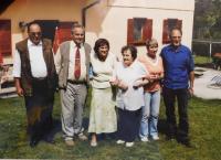 Siblings Rudolf Pompe