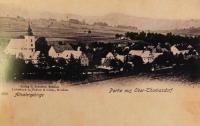 Domašov ( Thomasdorf) -1898