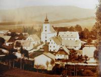 Domašov (Thomasdorf) - 1900.
