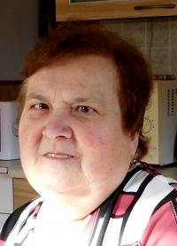 Alžběta Blahutová v roce 2016