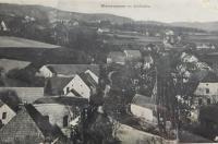 Fotografie Bílé Vody (německy Weißwasser) z roku 1929