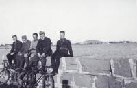 Pan Pekárek ve francouzském Adge, 1940