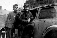 S kamarádem Richardem, Štúrovo 1966