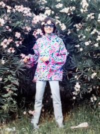 Řím,1967, Robert již v emigraci