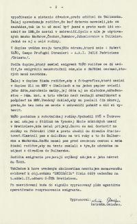 Vyšetřovací složka Roberta Vana, str. 3