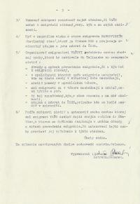 Vyšetřovací složka Roberta Vana, str. 6