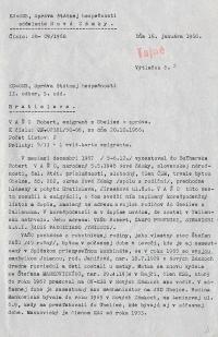 Vyšetřovací složka Roberta Vana, str. 14