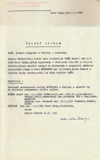 Vyšetřovací složka Roberta Vana, str. 16