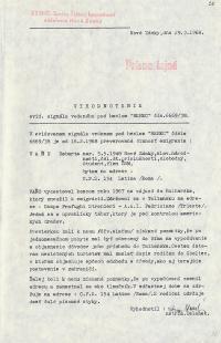 Vyšetřovací složka Roberta Vana, str. 20