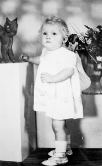 Eva Pilarová 1940