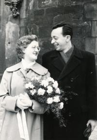 Svatba 1958