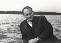 Švédsko 1964 manžel Jany Vydrové