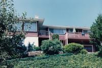 1969, Washington, Vancouver, rodinný dům