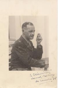 plk- William Hamilton z 45- pluku gen Pattona