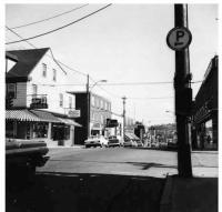 Ulice Portland Street, Dartmouth, 1964