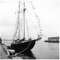 Návštěva Bluenose II, 1964
