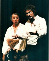 Mistr Petr Pleticha, (dr Skála jako režisér a Pleticha), DZR Vancouver  1982