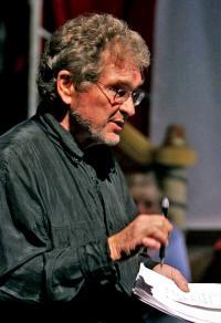 Dr Skála režie a vlastní dramatizace Hrabalova Obsluhoval jsem anglického krále, Vancouver 2006