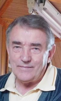 Miloslav Šváček v roce 2016