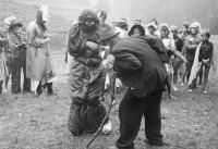 První katolický esperantský tábor v Herborticích v roce 1969