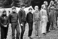 Šestý katolický esperantský tábor v Herborticích v roce 1975