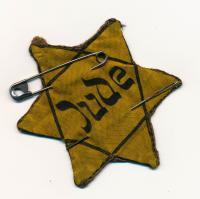 Židovská hvězda Viléma Lederera