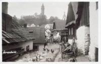 13 - Štramberk na dobové pohlednici